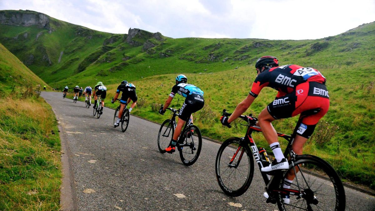 tour de france peak district