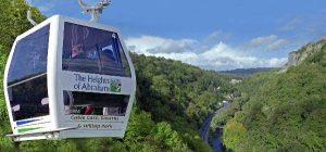Cable Car Peak District