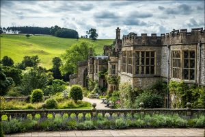 Haddon Hall Peak District