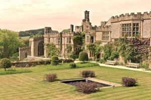 Haddon Hall in the Peak District