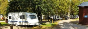 Golden Valley Caravan park