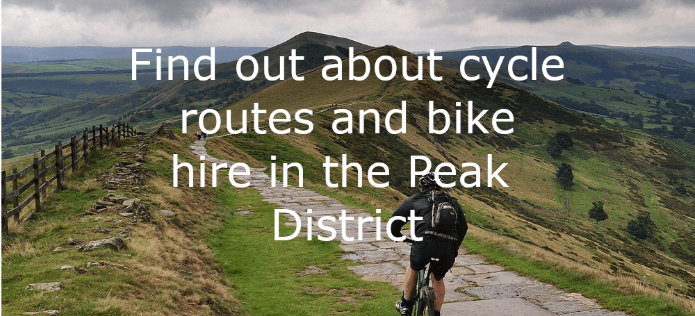peak district bike hire