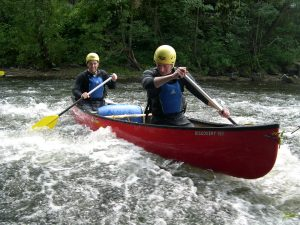 peak district canoeing