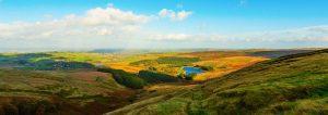Peak District Landscape