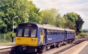 peak district train