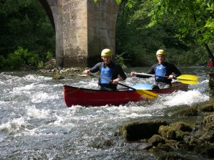 water sports peak district