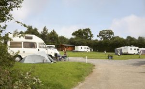 Ashbourne campsite and caravan site