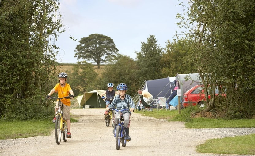 Ashbourne – Camping and Caravanning Club
