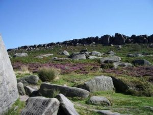 Burbage South boulders