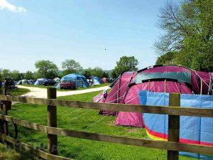 Callow Top Peak District Tents