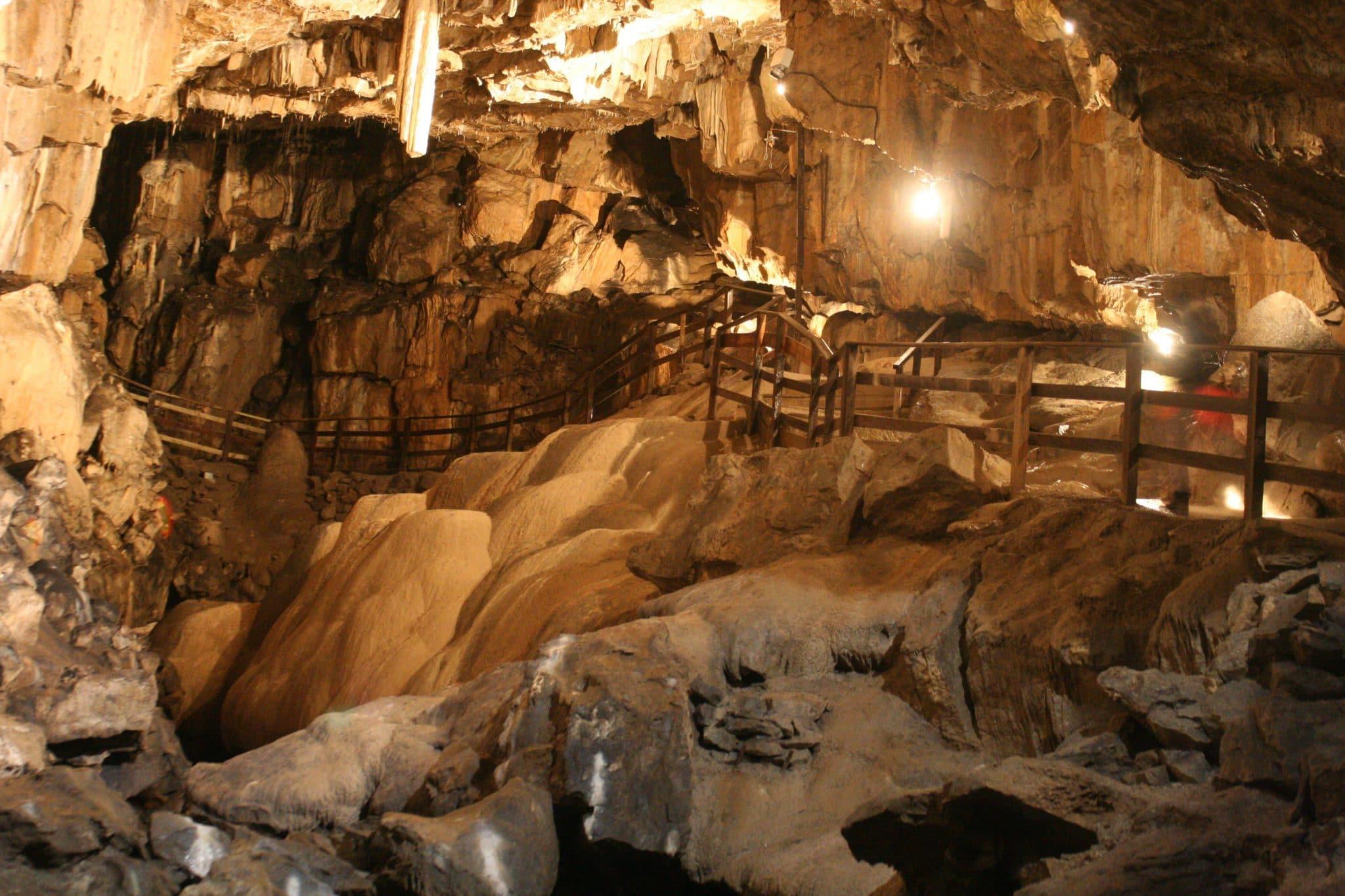 Poole Cavern