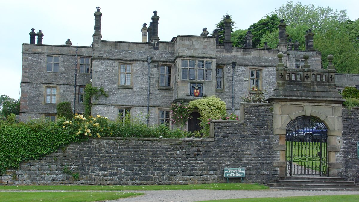 Tissington Hall Peak District