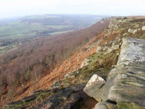 Curbar Edge Walk