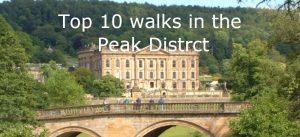 top 10 walks peak district
