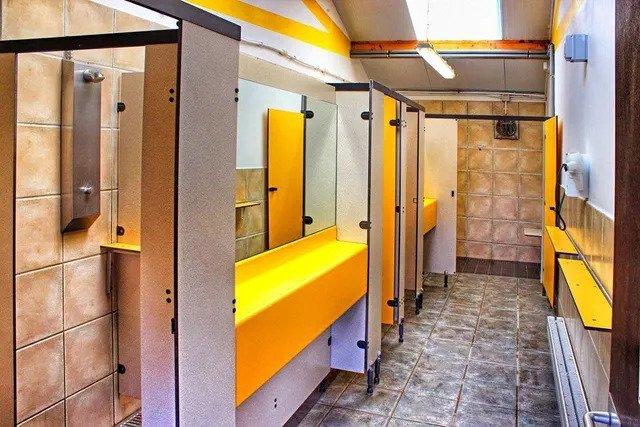Laneside Caravan Park Toilets